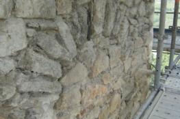 l'église de St Pierre: rénovation intérieure et extérieure