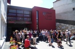 un nouveau bâtiment public: le centre de vie